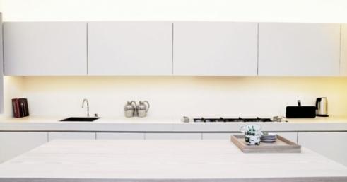 Det hvide køkken
